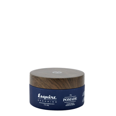 Esquire The Pomade 85gr - pomada fijacion suave brillo intenso