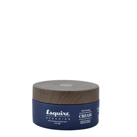 Esquire The Forming Cream 85gr - crema fijadora media brillo medio