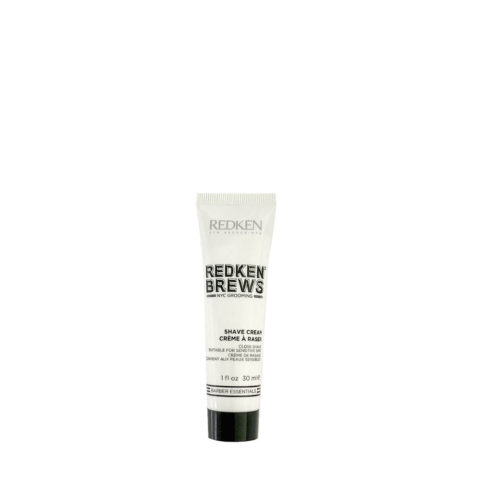 Redken Brews Man Shave cream 30ml - Crema afeitado