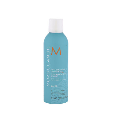 Moroccanoil Curl Cleansing conditioner 250ml - para cabello rizado