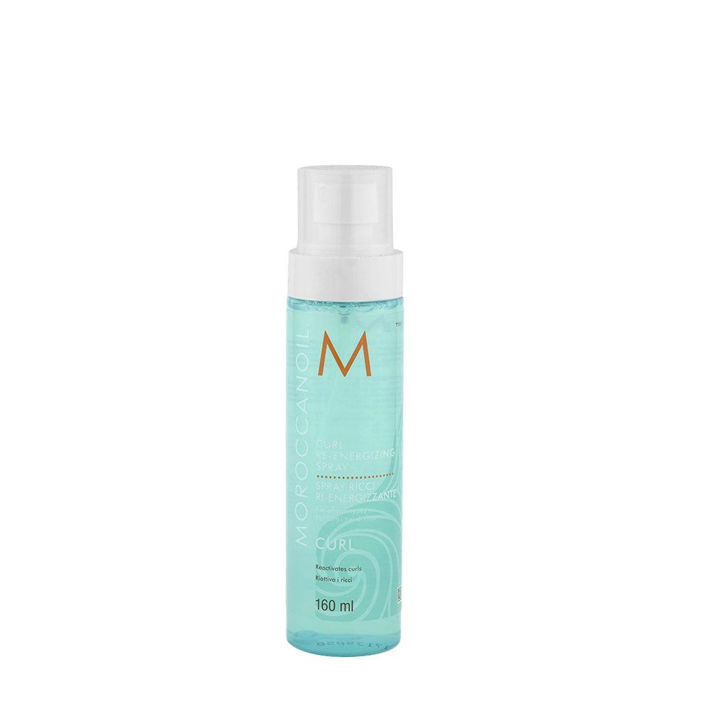 Moroccanoil Curl Re-energizing spray 160ml - Spray energizante para cabello rizado