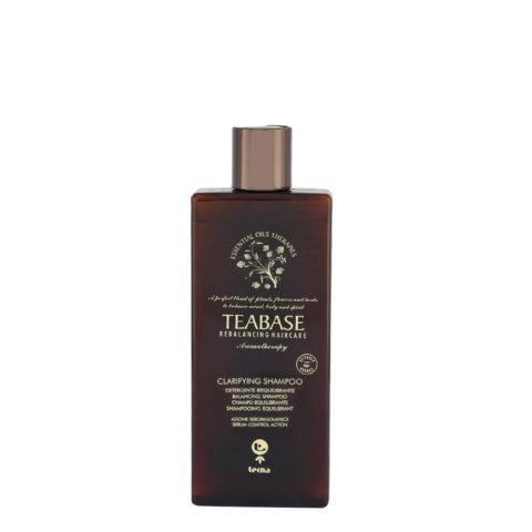 Tecna Teabase aromatherapy Clarifying shampoo 250ml - Purificante Cuero Cabelludo Graso