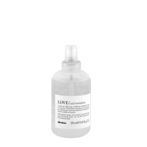 Davines Essential haircare Love curl revitalizer 250ml - renovador de rizos