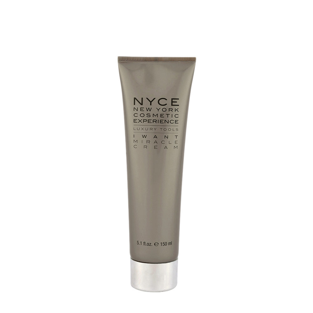 Nyce Styling system Luxury tools I want Miracle cream 150ml - crema modeladora