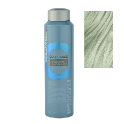 Pastel Menta Goldwell Colorance can 120ml