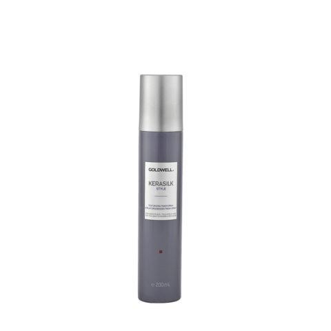 Goldwell Kerasilk Style Texturizing Finish Spray 200ml - spray texturizante