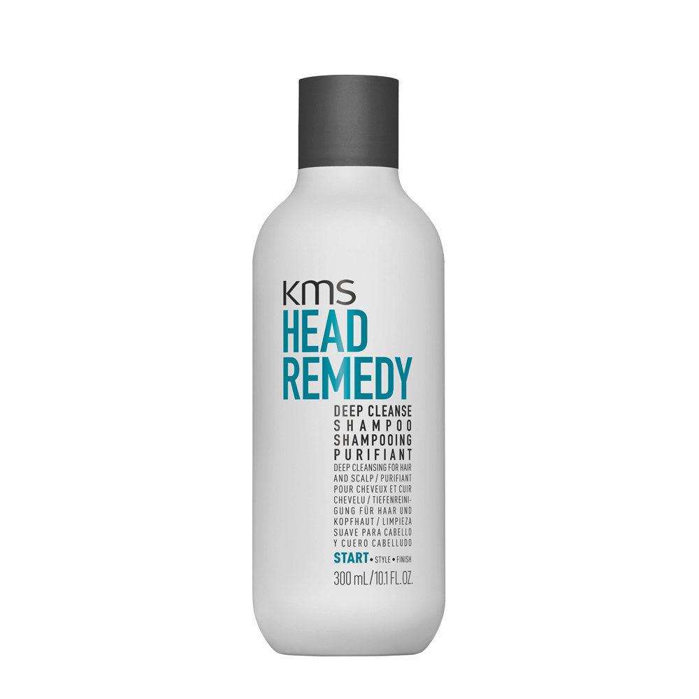 KMS Head Remedy Deep cleanse Shampoo 300ml - Champù