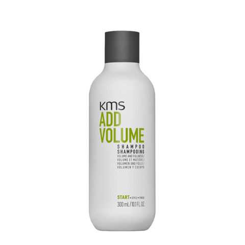 KMS Add Volume Shampoo 300ml - Champú Volumen Cabello Fino