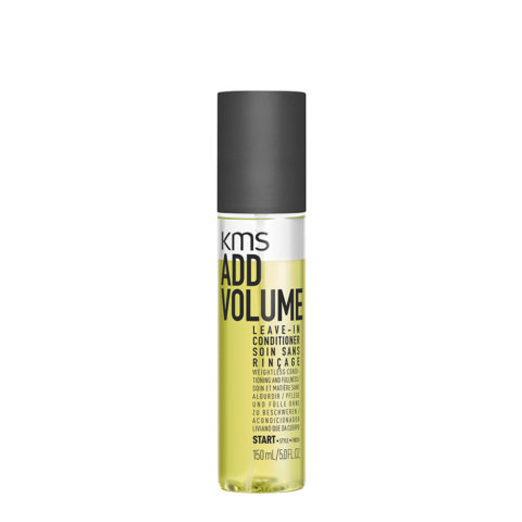 KMS Add Volume Leave-in Conditioner 150ml - Acondicionador Sin Aclarado