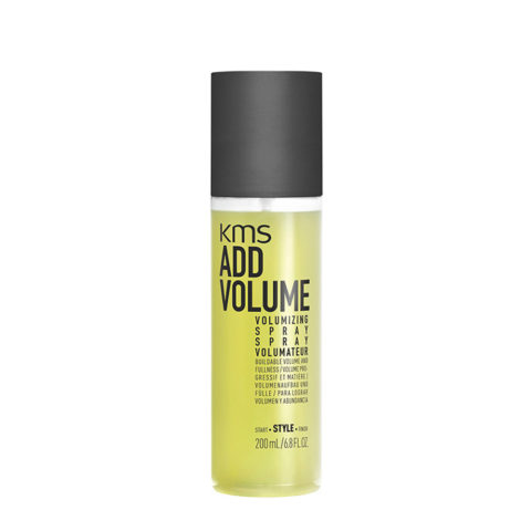 KMS Add Volume Volumizing Spray 200ml - Spray Volumen