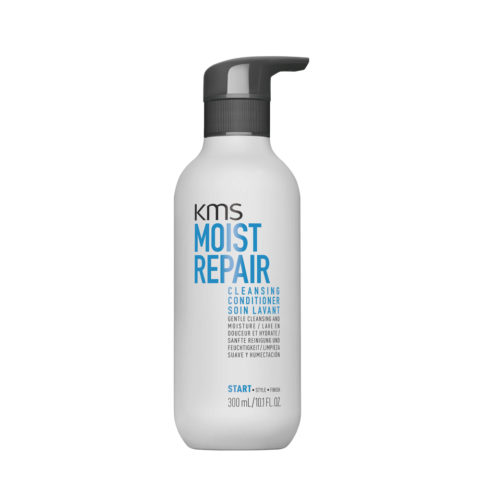 KMS Moist Repair Cleansing Conditioner 300ml Acondicionador Reparaciòn Pelo