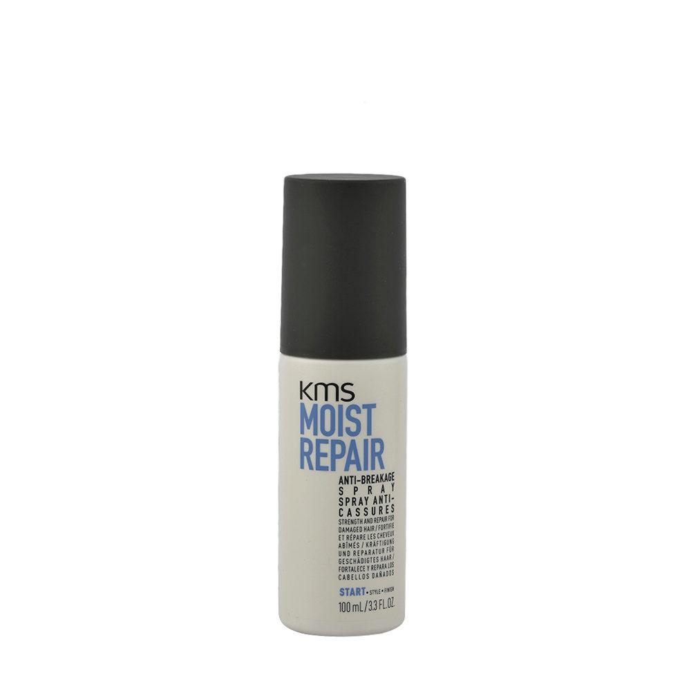 KMS Moist Repair Anti Breakage Spray 100ml - Spray Reparador