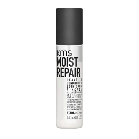 KMS Moist Repair Leave-in Conditioner 150ml - Conditioner Sin Aclarado Que Hidrata Y Desenreda