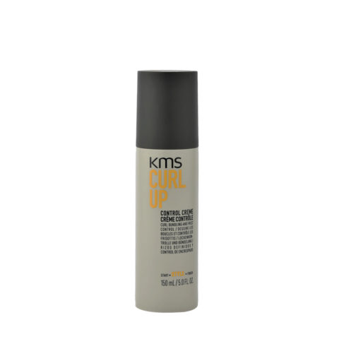 KMS Curl Up Control Creme 150ml - Crema Rizos