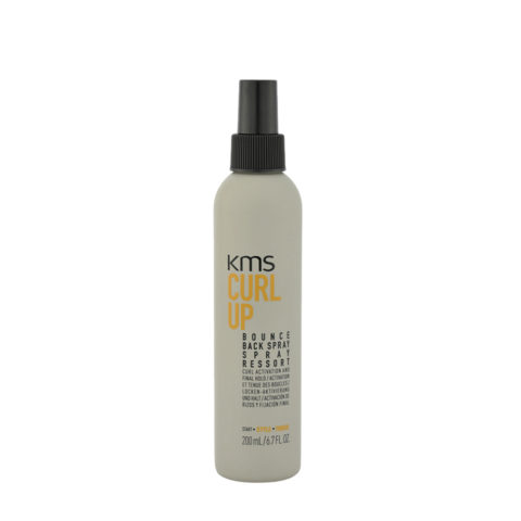 KMS Curl Up Bounce Back Spray 200ml - Activador De Rizos