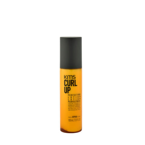 KMS Curl Up Perfecting Lotion 100ml - Suero Cabello Rizado