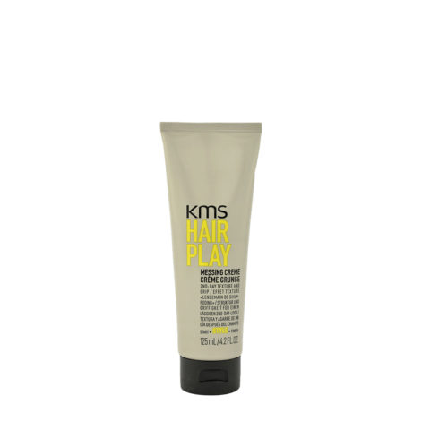 KMS Hair Play Messing Creme 125ml Pomada Pelo