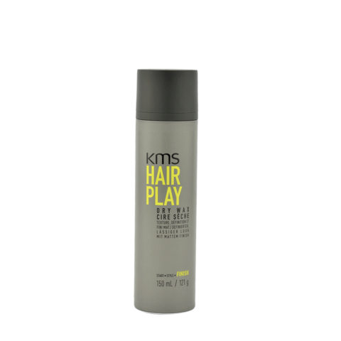 KMS Hair Play Dry wax 150ml - Cera Pelo