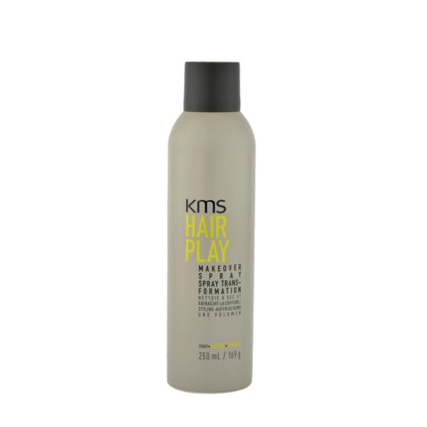 KMS Hair Play Makeover spray 250ml - Champú Seco