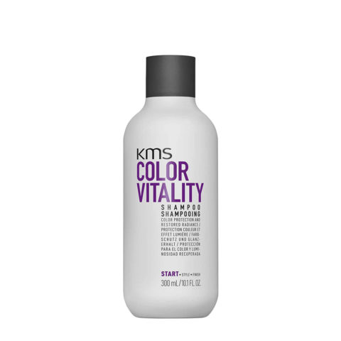 KMS ColorVitality Shampoo 300ml - Champú Protección Color