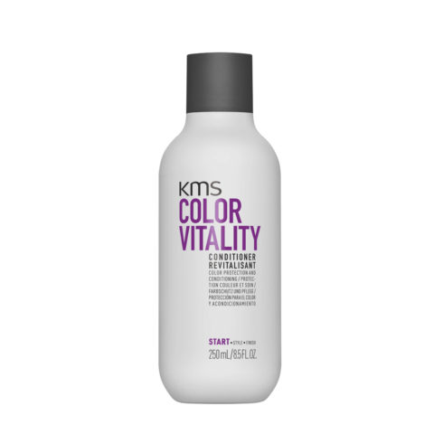 KMS Color Vitality Conditioner 250ml - Acondicionador Pelo Teñido