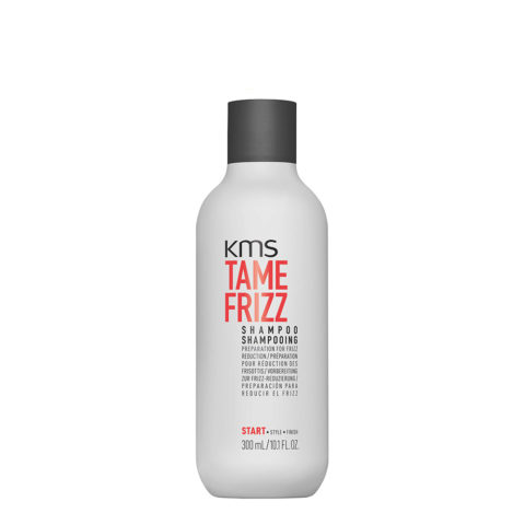 KMS Tame Frizz Shampoo 300ml - Champù Anticaspa
