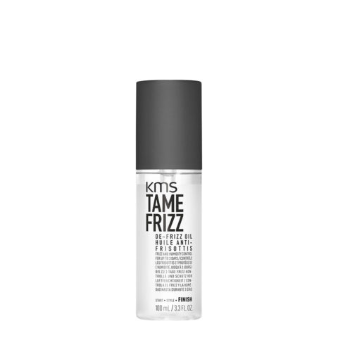 KMS Tame Frizz De-Frizz Oil 100ml - Aceite Anti Frizz Para Pelo