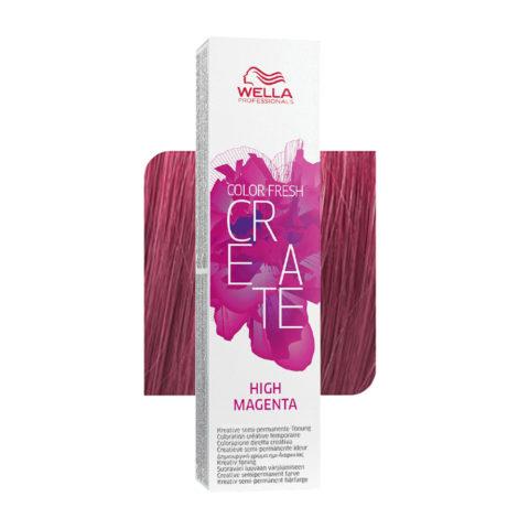 Wella Color fresh Create High magenta 60ml
