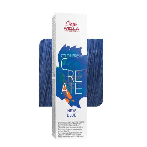 Wella Color fresh Create New blue 60ml