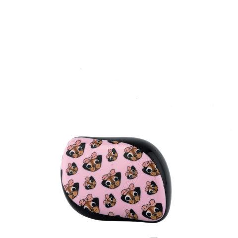Tangle Teezer Compact Styler Pug Love - cepillo para desenredar