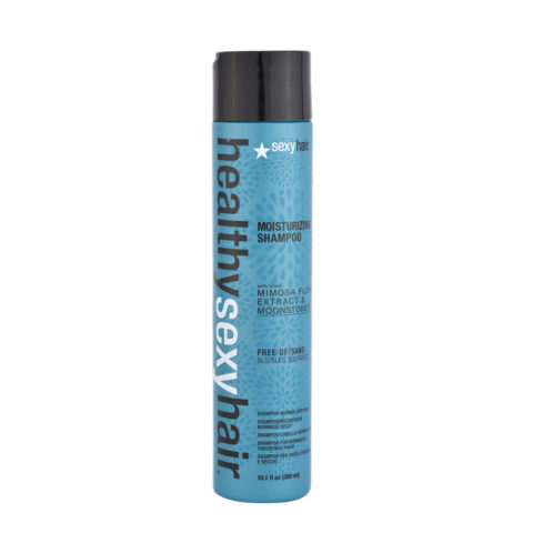 Healthy Sexy Hair Moisturizing Shampoo 300ml - Champù Hidratante Sin Sulfatos.