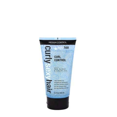 Curly Sexy Hair Curl control 150ml - Gel Cabello Rizado