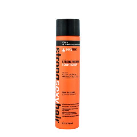Strong Sexy Hair Strenghtening conditioner 300ml - Acondicionador Reestructurante