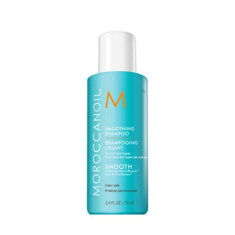 Moroccanoil Smoothing Shampoo 70ml - Champú suavizante