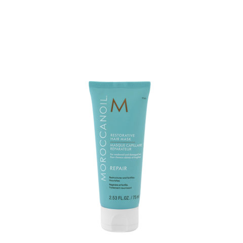 Moroccanoil Restorative hair mask 75ml - mascara reparadora
