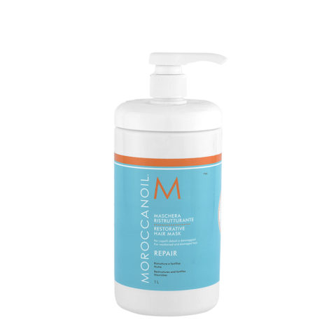 Moroccanoil Restorative hair mask 1000ml - Mascarilla reestructurante