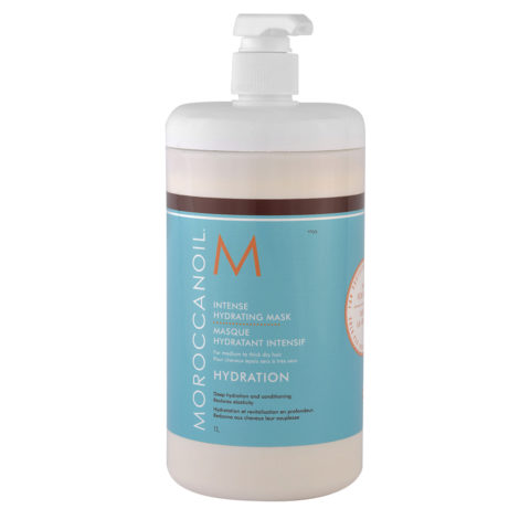 Moroccanoil Intense hydrating mask 1000ml - mascarilla hidratante