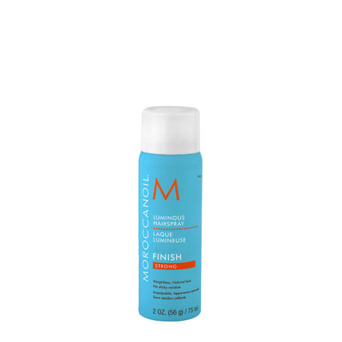 Moroccanoil Luminous Hairspray Finish Strong 75ml - laca fijación fuerte