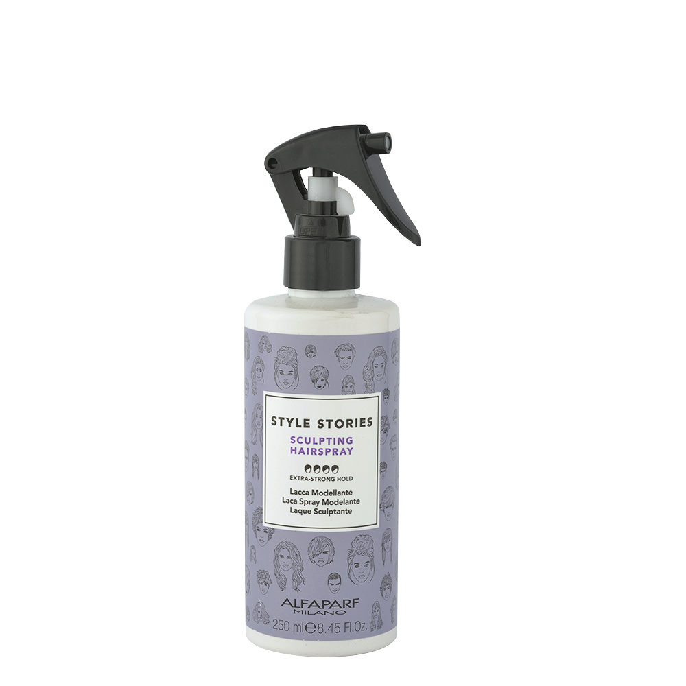 Alfaparf Style Stories Sculpting Hairspray 250ml - Laca Spray Modelante