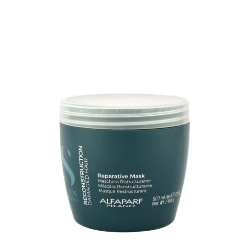 Alfaparf Reconstruction Reparative Mask 500ml - Mascarilla De Refuerzo