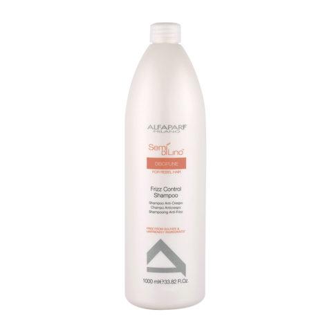 Alfaparf Semi Di Lino Discipline Frizz Control Shampoo 1000ml - Champù Anti Frizz