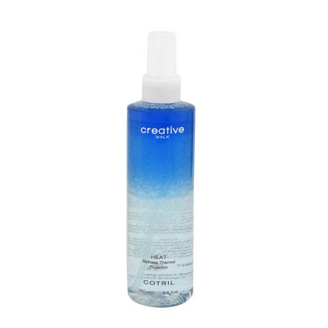 Cotril Creative Walk Styling Walk Heat Biphase thermal protector 250ml - spray de protección contra el calor