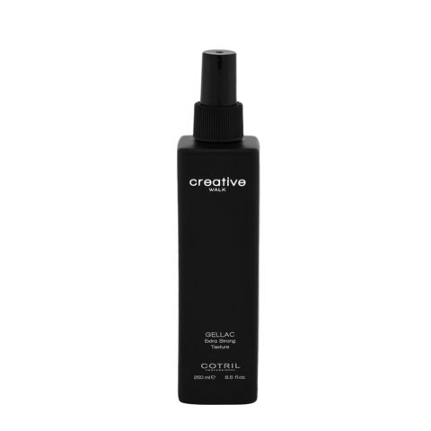Cotril Creative Walk Styling Gellac Extra strong texture 250ml - Gel Extra Fuerte En Spray