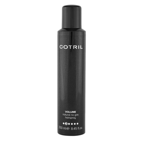 Cotril Creative Walk Styling Volume Natural no gas hairspray 250ml - lacado ligero sin gas
