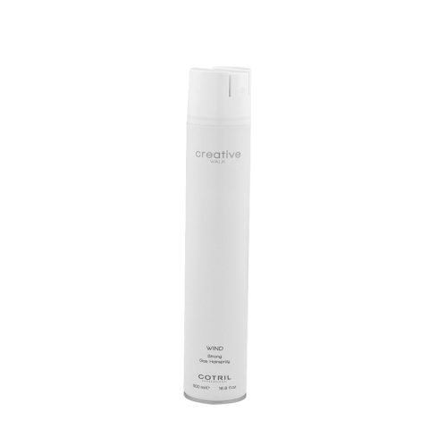 Cotril Creative Walk Styling Wind Strong gas hairspray 500ml - laque