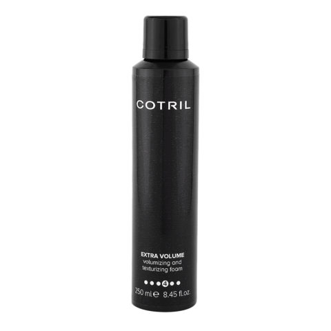 Cotril Creative Walk Extra Volume Volumizing and texturizing foam 250ml - espuma voluminizadora