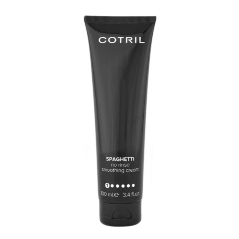 Cotril Creative Walk Spaghetti No rinse smoothing cream 100ml - crema suave perfecta