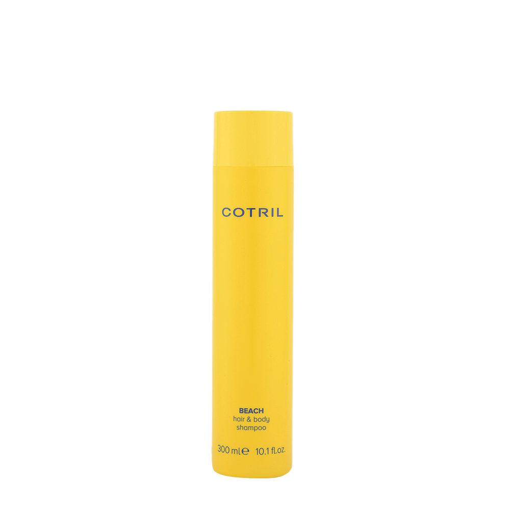 Cotril Beach hair & body Shampoo 300ml - Champù para cabello y cuerpo