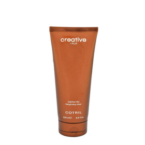 Cotril Creative Walk Keratin Rehydrating Mask 200ml - mascarilla rehidratante