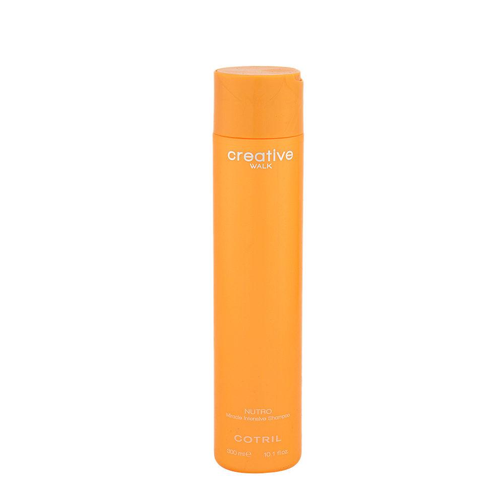 Cotril Creative Walk Nutro Miracle Intensive Shampoo 300ml - Nutritivo